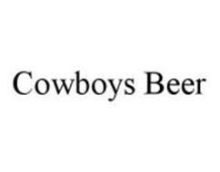 COWBOYS BEER