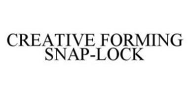 CREATIVE FORMING SNAP-LOCK