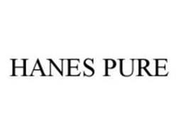 HANES PURE