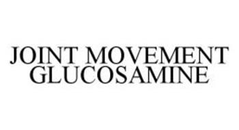 JOINT MOVEMENT GLUCOSAMINE