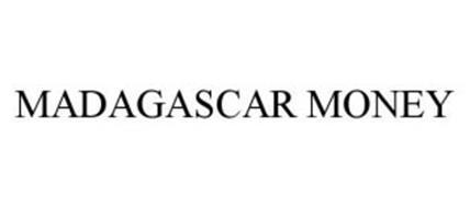 MADAGASCAR MONEY