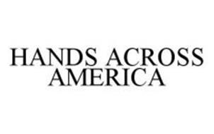 HANDS ACROSS AMERICA