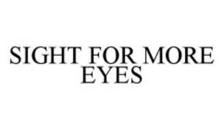 SIGHT FOR MORE EYES
