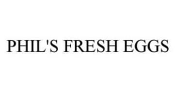 PHIL'S FRESH EGGS
