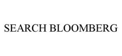 SEARCH BLOOMBERG