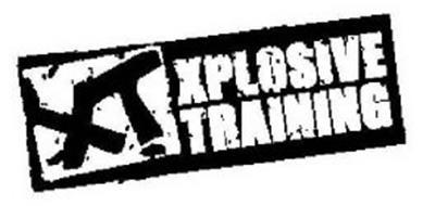 XT XPLOSIVE TRAINING