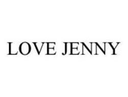 LOVE JENNY