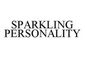 SPARKLING PERSONALITY