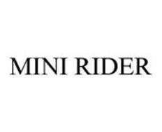 MINI RIDER