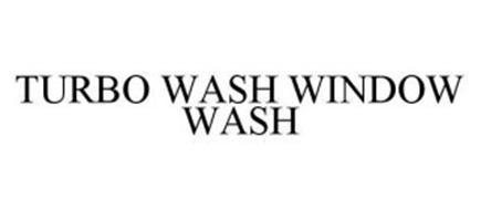 TURBO WASH WINDOW WASH