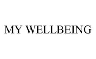 MY WELLBEING