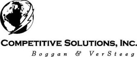 COMPETITIVE SOLUTIONS, INC. BOGGAN & VERSTEEG