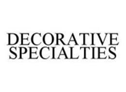 DECORATIVE SPECIALTIES
