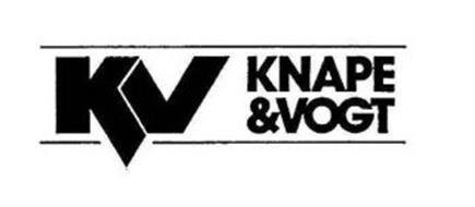 KV KNAPE & VOGT