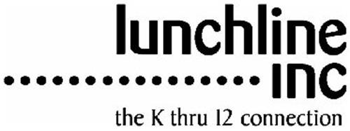 LUNCHLINE INC THE K THRU 12 CONNECTION
