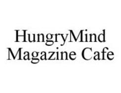 HUNGRYMIND MAGAZINE CAFE