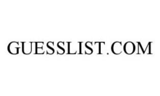 GUESSLIST.COM