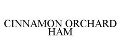 CINNAMON ORCHARD HAM