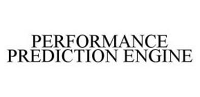 PERFORMANCE PREDICTION ENGINE