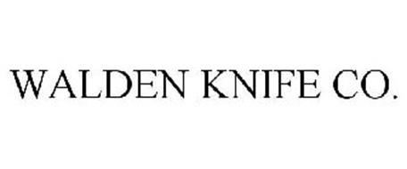WALDEN KNIFE CO.