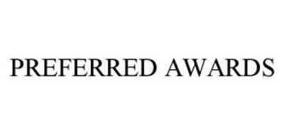 PREFERRED AWARDS