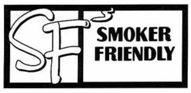 SF SMOKER FRIENDLY