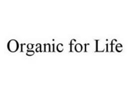 ORGANIC FOR LIFE