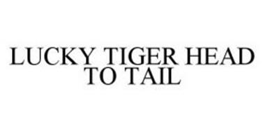 LUCKY TIGER HEAD TO TAIL