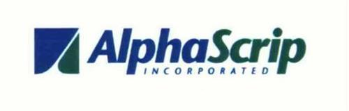 ALPHASCRIP, INCORPORATED