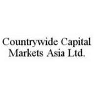 COUNTRYWIDE CAPITAL MARKETS ASIA LTD.