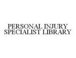 PERSONAL INJURY SPECIALIST LIBRARY