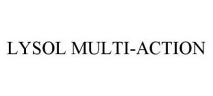 LYSOL MULTI-ACTION