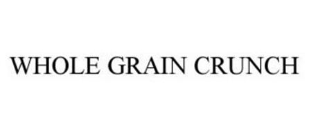 WHOLE GRAIN CRUNCH