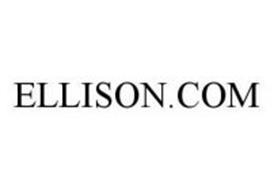 ELLISON.COM