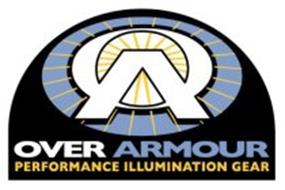 OVER ARMOUR
