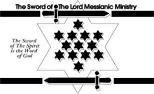 THE SWORD OF THE LORD MESSIANIC MINISTRY THE SWORD OF THE SPIRIT IS THE WORD OF GOD