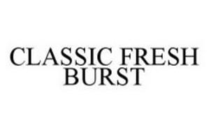 CLASSIC FRESH BURST