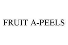 FRUIT A-PEELS