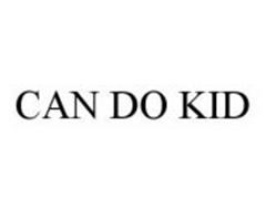 CAN DO KID
