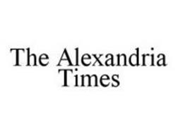 THE ALEXANDRIA TIMES