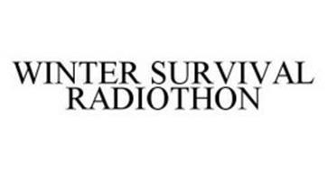 WINTER SURVIVAL RADIOTHON