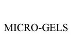 MICRO-GELS