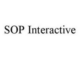 SOP INTERACTIVE
