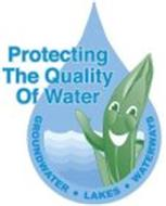 PROTECTING THE QUALITY OF WATER GROUNDWATER LAKES WATERWAYS