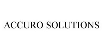 ACCURO SOLUTIONS