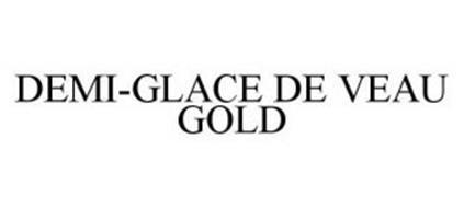 DEMI-GLACE DE VEAU GOLD