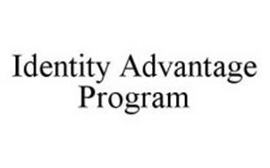 IDENTITY ADVANTAGE PROGRAM