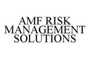 AMF RISK MANAGEMENT SOLUTIONS