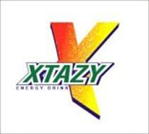 X XTAZY ENERGY DRINK