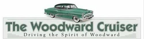 THE WOODWARD CRUISER - DRIVING THE SPIRIT OF WOODWARD